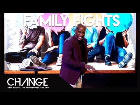 Family Fights | Respectfully Part. 5 | Dr. Dharius Daniels