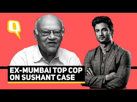 Exclusive: 'How Do They Sleep?': Ex-Top Cop Julio Ribeiro Slams Media Over Sushant Case | The Quint