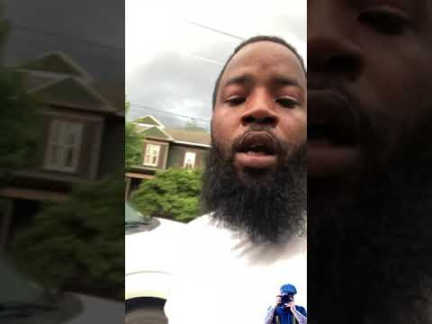 Walking while black – Bored cop finds someone to mess with