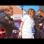I TRICKED THE INTERNET INTO THINKING I GOT ARRESTED!!